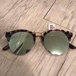 green lenses sunglasses